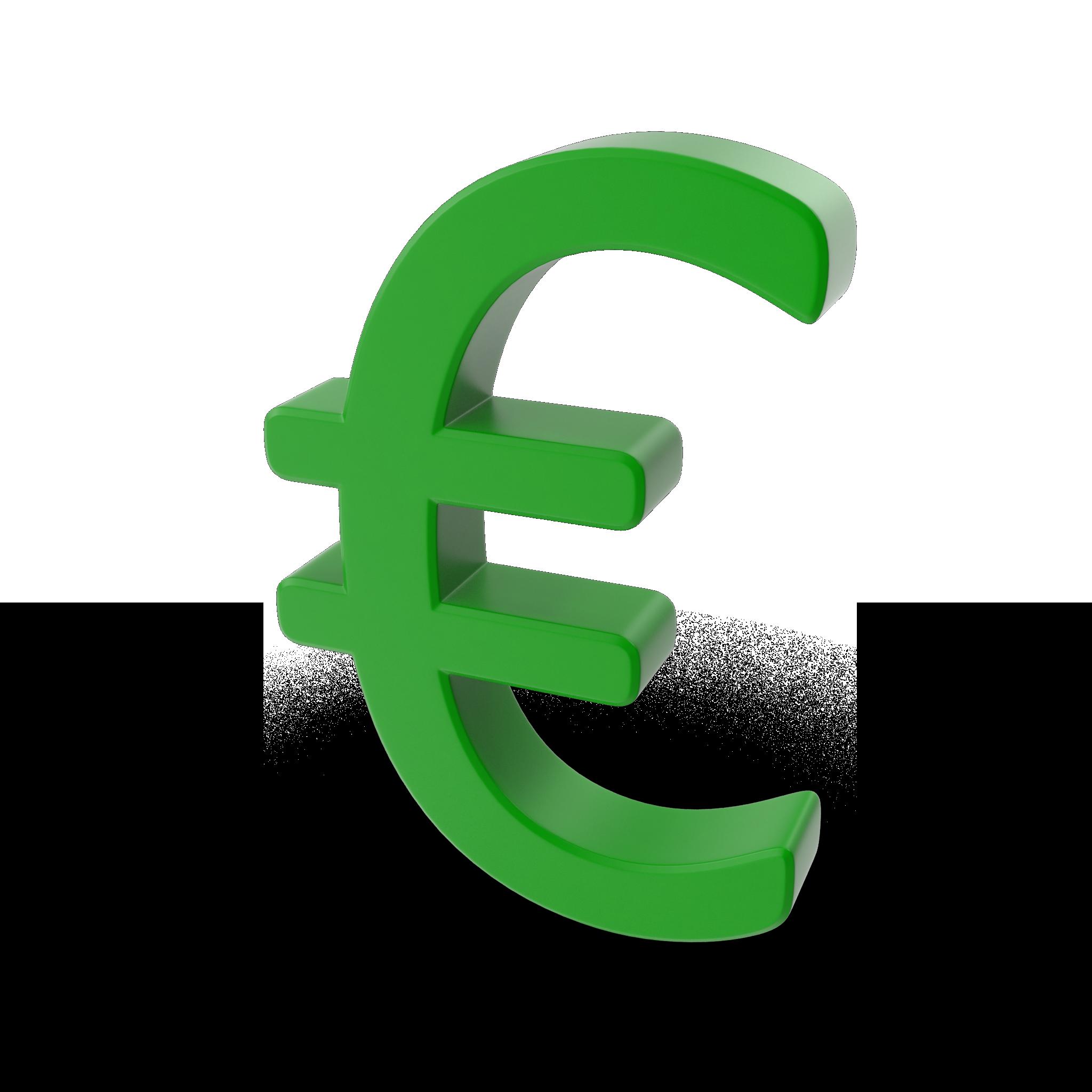 Euro Symbol.G02.2k